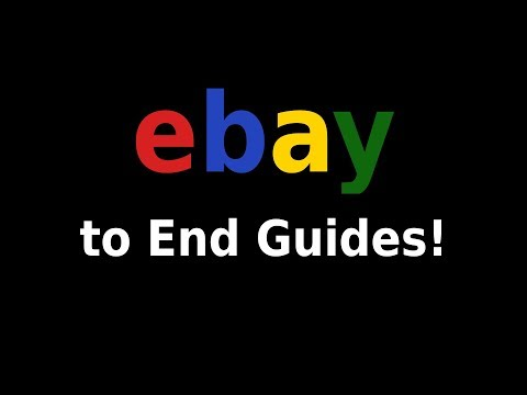 Ebay to End Guides | Outdoorpreneur's Podcast Episode 4