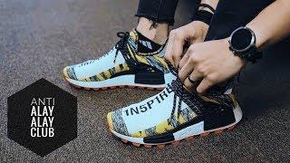 5b68ea9f2 Review Pharrell x Adidas NMD Hu Solar Pack Indonesia