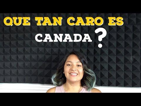 Que tan caro es visitar Canada  - Presupuesto antes de viajar a canada