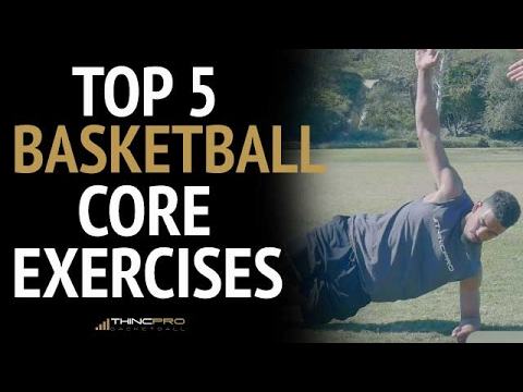 How to: Top 5 Core Exercises For Basketball Players (Explosive Strength Workout)