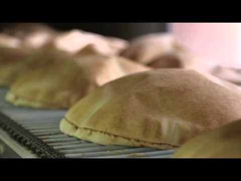 Lebanese Bread: How It's Made?