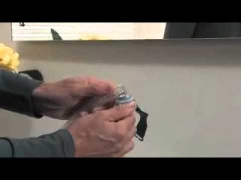 Cleaning Your Mask - Fisher & Paykel Opus 360 CPAP Mask