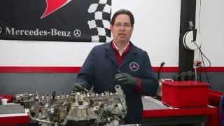 Mercedes W116 S-Class m116 second cold start w/ Bosch CIS