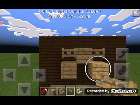 How to make a moose head in minecraft pe