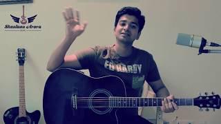 Chahun Main Ya Naa   Aashiqui 2   Guitar Lesson - Shantanu Arora
