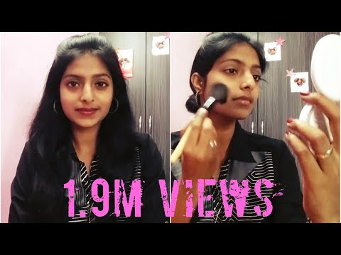 Easy Office Makeup | Under 10 mins | Affordable Products