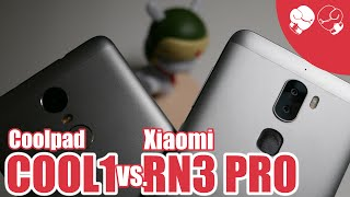 LeEco Coolpad Cool1 Dual SPEED TEST vs Xiaomi Redmi Note 3 Pro