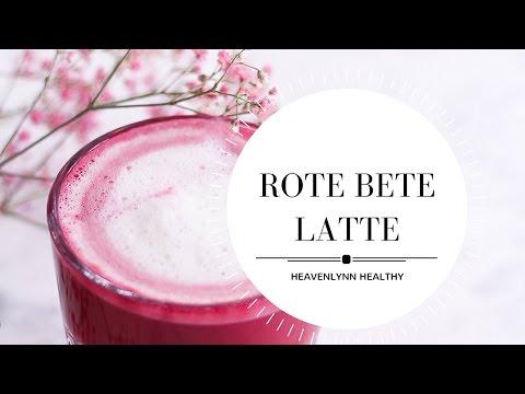 Rote Bete Latte | Heavenlynn Healthy