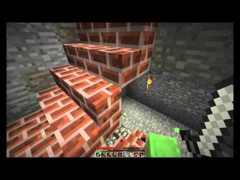Craftbench in Minecraft 17: slime trap & piston elevator
