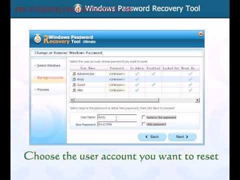 How to Remove Windows 7 Password at Ease?