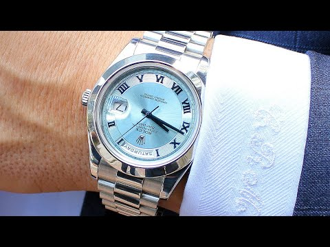 How to Wear Your Wristwatch the Right Way!