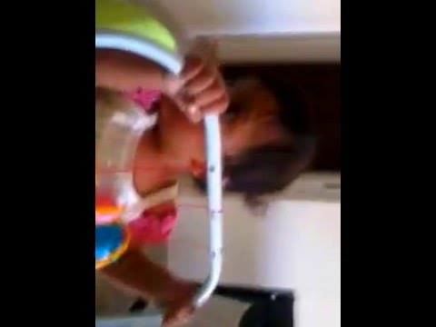 How babies use walker