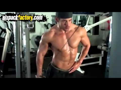 How to Build a Wide Back Fast   Extreme Muscle Building Workout