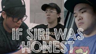 If Siri Were Honest - JinnyboyTV