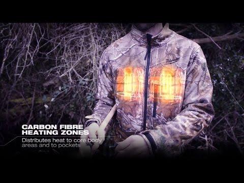 Milwaukee® Powertools Next Generation of Heated Jackets 2017