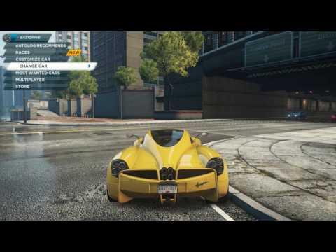 NFSMW - Lái thử các siêu xe Bugatti Veyron, Lamborghini Aventador, Pagani Huayra | ND Gaming