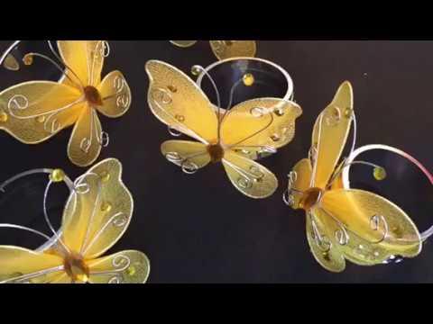 DIY Spring Napkin Rings 🌼 Dollar Tree Items