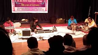 Benjo master Hanif  shaikh on benjo in N M kedar smruti samaroh program Mumbai