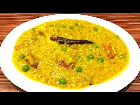Khichuri Recipe Bengali Style   Vegetable Khichuri   Khichdi Recipe
