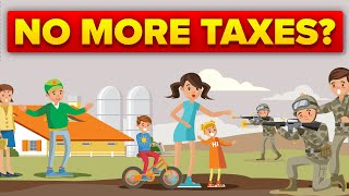 What If People Stopped Paying Taxes?