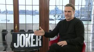 """Joaquin Phoenix is the """"Joker"""""""
