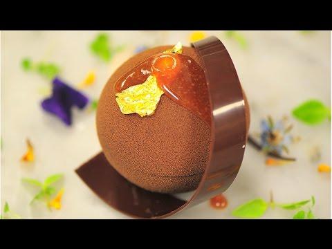 Pierrick Boyer's Chocolate Sphere