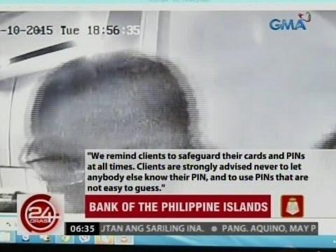 BPI, nagpaalala sa mga kliyente na ingatan ang ATM card PIN at tiyaking hindi ito madaling mahulaan