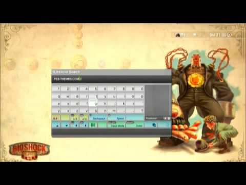 how to get free Dynamic Themes for PS3 without Playstation Store!!