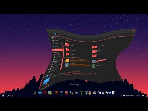 Make Win 10 Black | Edit  | OSX  | Transparency | MAC | Look & Feel  Easy Steps