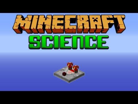 How Redstone Comparators Work [Minecraft Science]