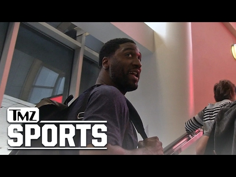 ROY HIBBERT -- Jeanie Buss' BF Dropping N-Bomb 'NOT A GOOD LOOK' | TMZ Sports