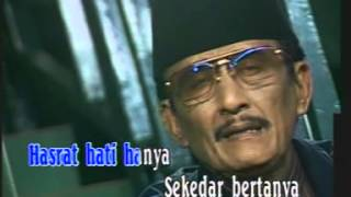 Basofi Soedirman - Sekedar Bertanya