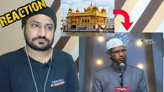 Dr. Zakir Naik Speak About Sikhs | Reaction By Vicky Kee