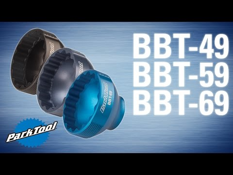 BBT-49/59/69 Bottom Bracket Tools (Discontinued)