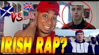 AMERICAN LISTENS TO IRISH/SCOTTISH RAP FOR THE FIRST TIME! Shogun - Vulcan Reaction | LDK? UK Gime