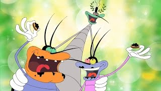Oggy and the Cockroaches - Caviar on the House! (S04E50) Full Episode in HD