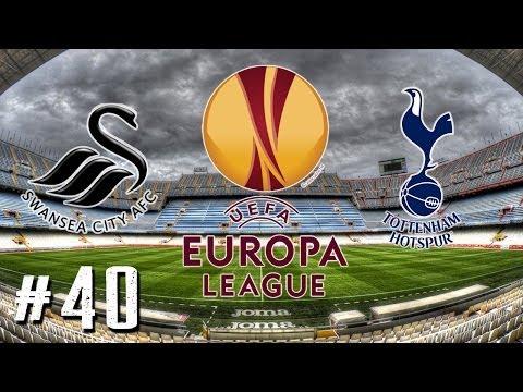 FIFA 14 Next Gen: Swansea City Career Mode - S02E20 - Europa Cup Final