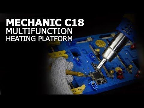 MECHANIC Multi-Function Heating Platform C18