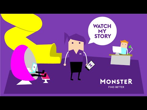 Become a Monster – Find Your Tech Passion