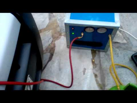 How to make your own Refrigerant Recovery Machine part 3