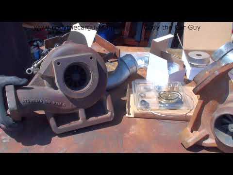 Ford 6.4 08-10 billet wheel turbo kits