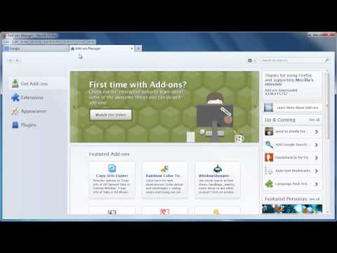 How to remove yahoo Toolbar from Firefox