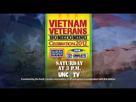 Vietnam Veterans Homecoming Celebration 2012