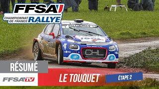 Rallye Le Touquet Pas-de-Calais : Étape 2