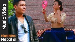 Hey Maya   New Nepali Adhunik Song 2017/2074   Krishna Silwal