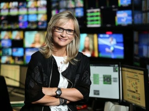 RTÉ Strategy 2018 ̶ 2022: Director-General, Dee Forbes
