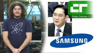 Samsung Vice Chairman Arrested   Crunch Report