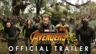 Download Avengers infinity war official trailer Video