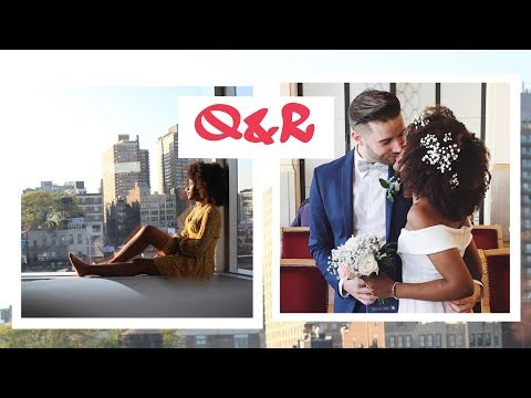 UPDATE + Q&R • Mariage, New York, Nouveaux projets & vidéos // Beautiful Naturelle