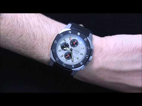 Davosa Titanium Chronograph Watch Review   aBlogtoWatch